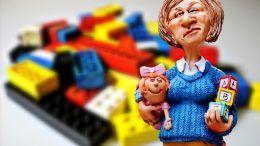 Cómo eran los juguetes antes y cómo son ahora
