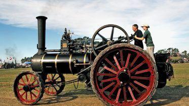 Cómo funciona la máquina de vapor