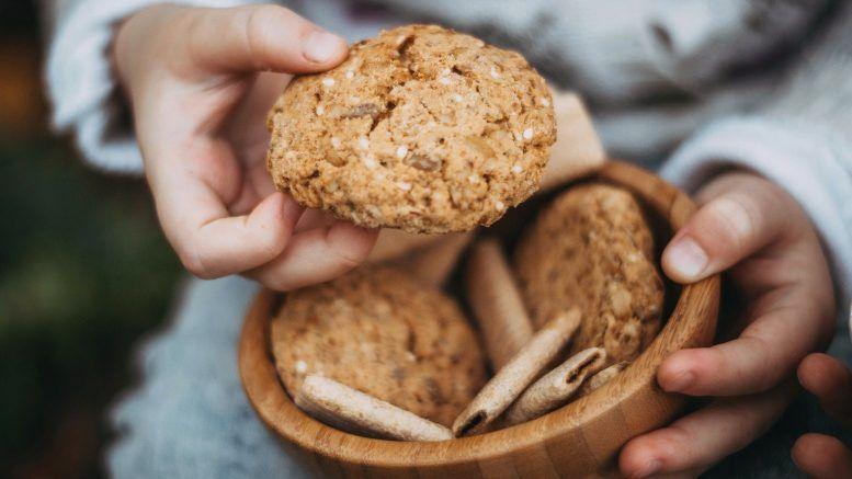 Cómo se hacen las galletas de avena