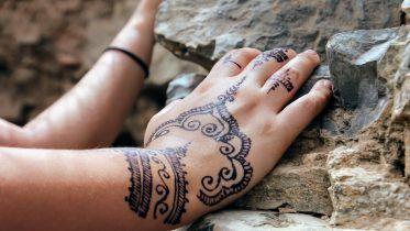 Qué son los tatuajes de henna