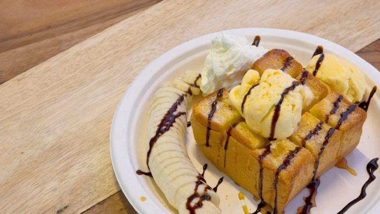 Recetas de postres con plátano